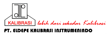 ELDEPE, Calibration, Kalibrasi, Eldepe Calibration Instrumenindo